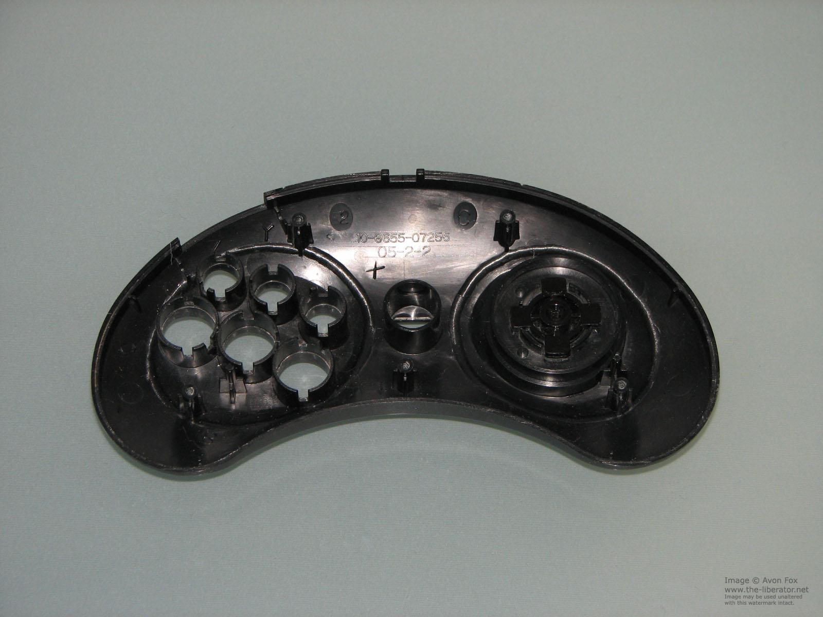 Sega Mega Drive Ii Six Button Gamepad Controller