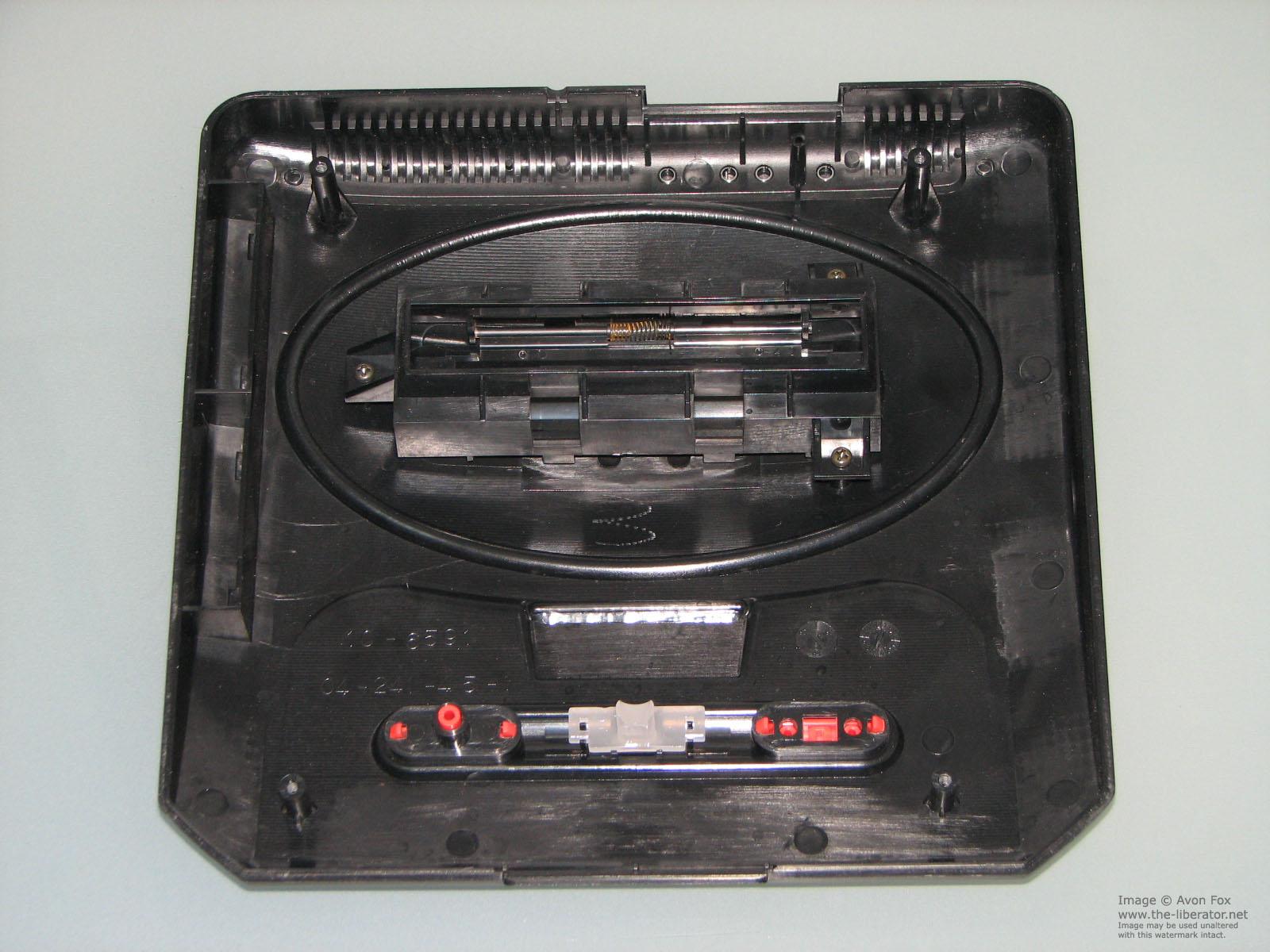 SEGA Mega Drive II 2 / Genesis II 2 Malaysian PAL Version megadrive